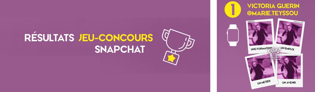 Jeu Concours Snapchat Www Cma37 Fr